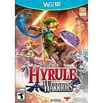 Hyrule Warriors (Wii U) $44