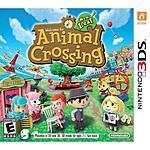Animal Crossing New Leaf (3DS) $23