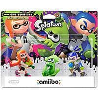Walmart Deal: Splatoon 3 Pack Splatoon Series Amiibo pre-order Availiable at Walmart