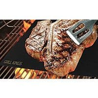 Amazon Deal: BBQ Mat - Set of 2 BBQ Grill Mats $6