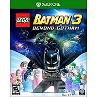 Amazon Deal: LEGO Batman 3: Beyond Gotham (X1/PS4/Wii U) $20, (PS3/360) $10