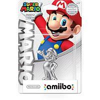 Walmart Deal: BACK IN STOCK! - Silver Mario Super Mario Series Amiibo $13