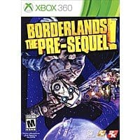 GameFly Deal: Borderlands: Pre-Sequel! (360/PS3) $10 GameFly Used
