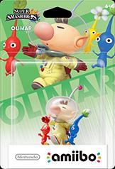 Pikmin & Olimar Amiibo Available at Walmart $12.96
