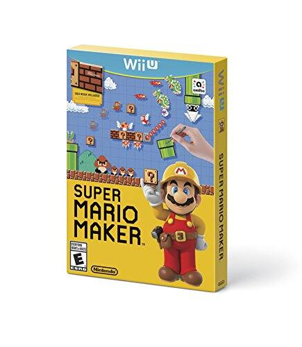 Super Mario Maker (Wii U) $45