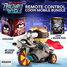 South Park: The Fractured but Whole Remote Control Coon Mobile Bundle (PC) $49