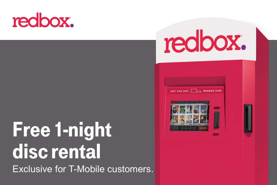 T-Mobile Customers (11/13): Free Redbox, Kroger $3 off, $100 off