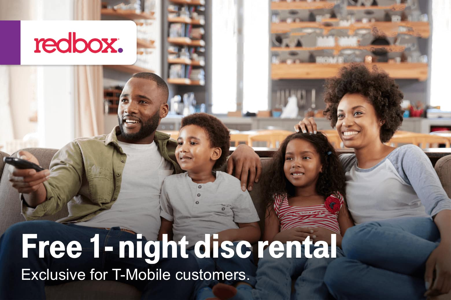 T-Mobile Customers 06/25: Free collapsible water bottle, Free Redbox, Reebok 40% off