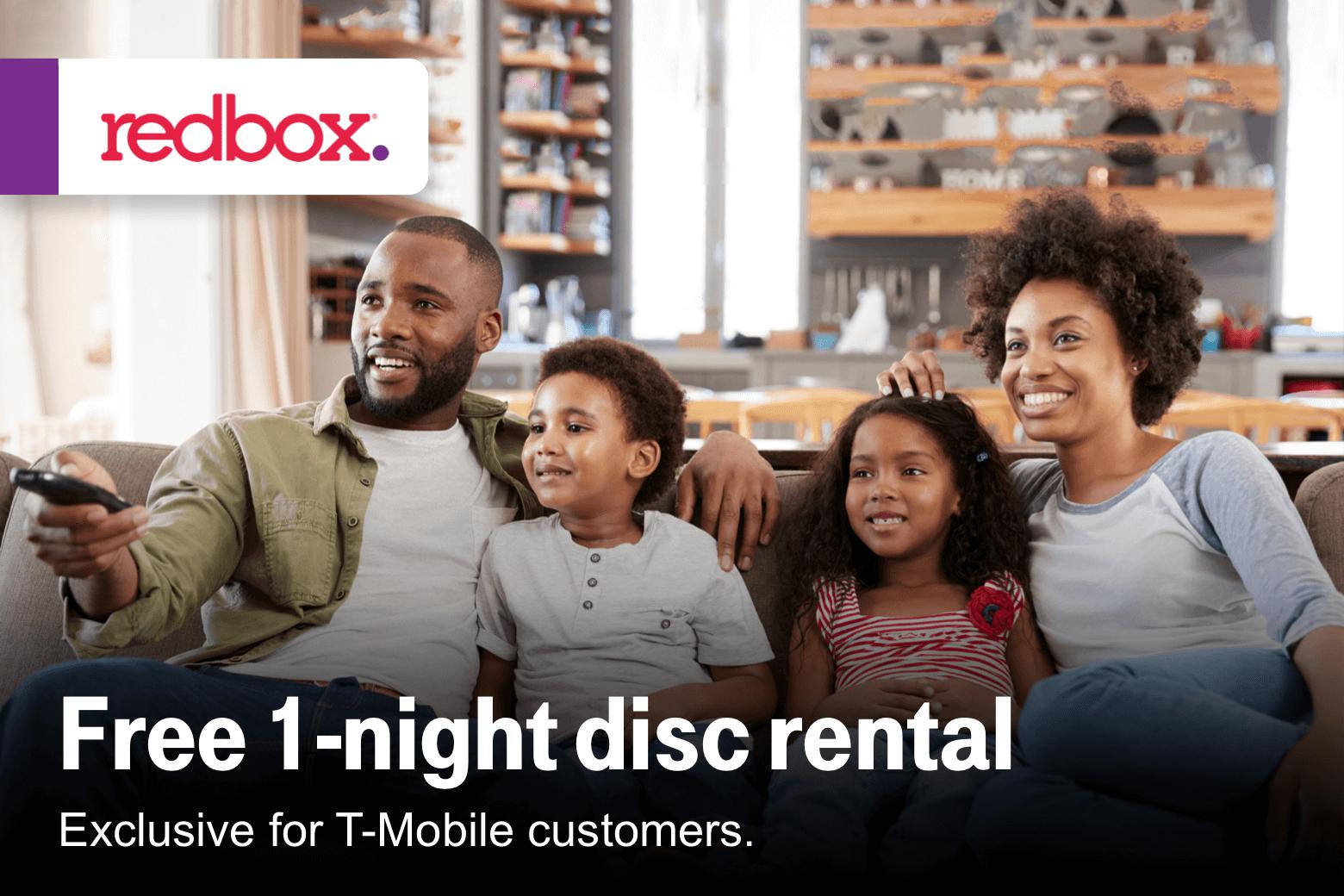 T-Mobile Customers 07/23: Free Redbox, Free Pretzel Auntie