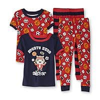 Sears Deal: SEARS 30% of clearance. Infant & Toddler Pajamas 2 Pairs for 5.60 with free store pickup