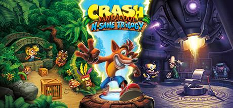 Crash Bandicoot N. Sane Trilogy [Steam-PC]  $19.99
