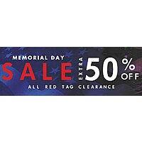 Tilly's Deal: Tilly's Memorial Day Sale: Additional 50% Off Clearance Prices (Men's & Women's Clothing):