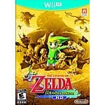 The Legend of Zelda: Wind Waker HD (Wii U) - FS / PU @ Walmart.com - $38.99