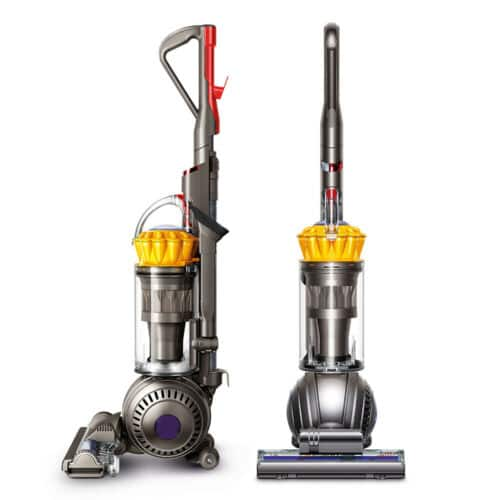 Dyson Ball Total Clean Upright Vacuum | Yellow | Refurbished $128 + Free Shipping $127.99