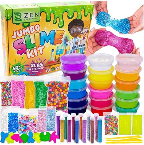 DIY Slime Kit Toy for Kids   $16.99