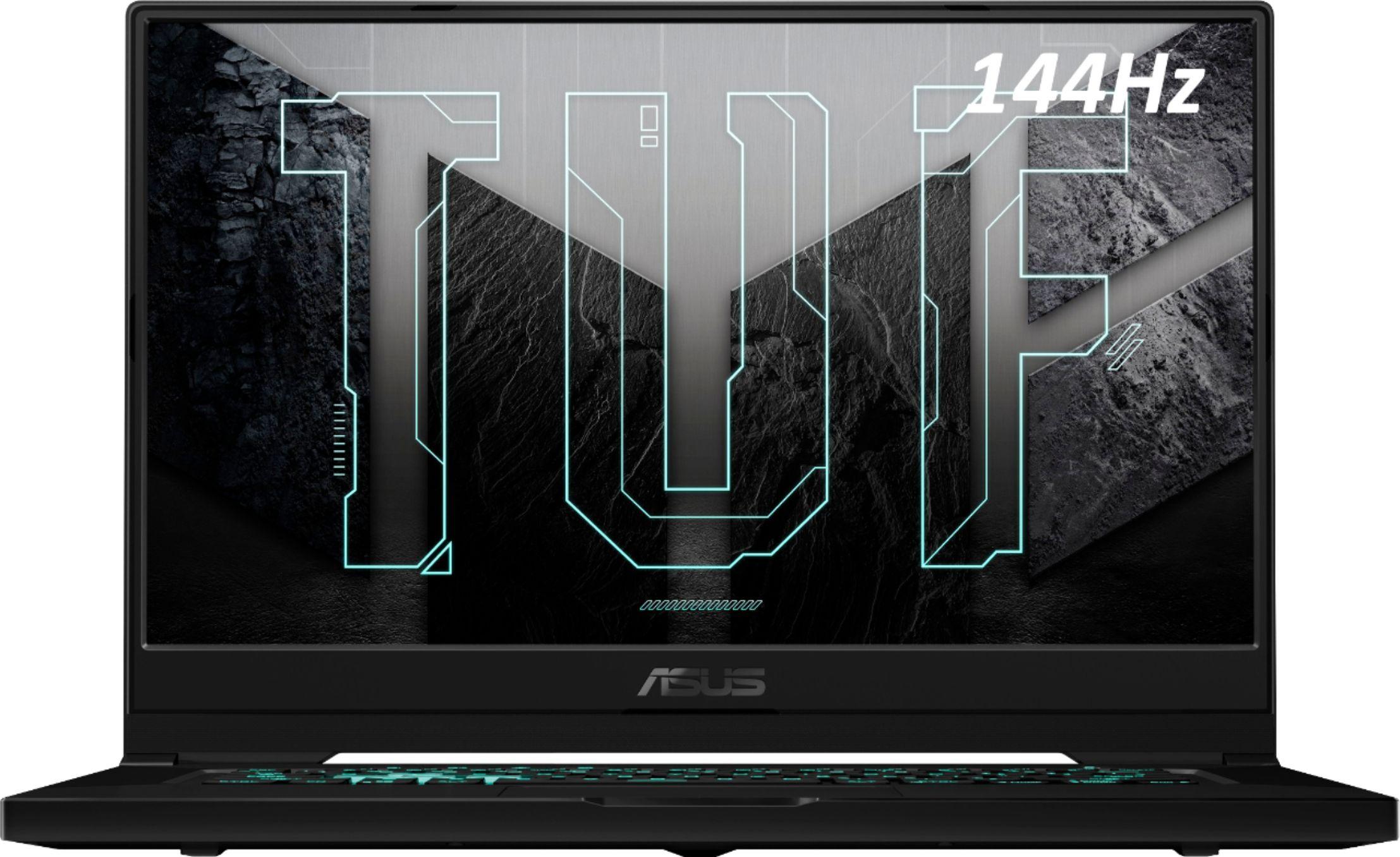 "ASUS TUF DASH 15.6"" Gaming Laptop Intel 11th Gen i7 16GB Memory NVIDIA GeForce RTX 3060 512GB SSD Eclipse Grey Eclipse Grey FX516PM-211.TF15 - Best Buy $1149.99"