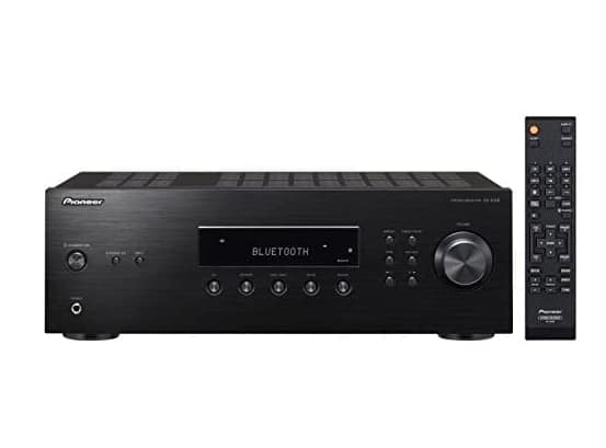 Pioneer SX-10AE Home Audio Stereo Receiver with Bluetooth for $149.99+F/S w Prime