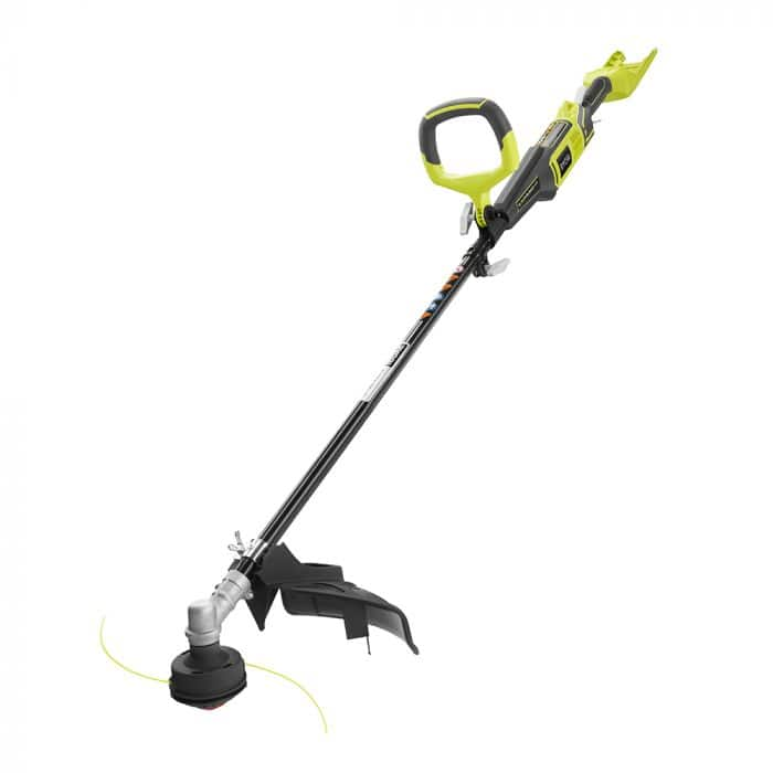 Ryobi 40v Power head and string trimmer attachment. No battery or charger. Factory refurb.