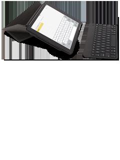 Moshi® VersaKeyboard iPad® Air Black for 10.00 plus free shipping at AT&T