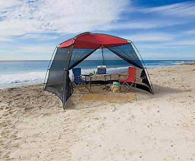 Northwest Territory 10 ft. Screenhouse for $28.61