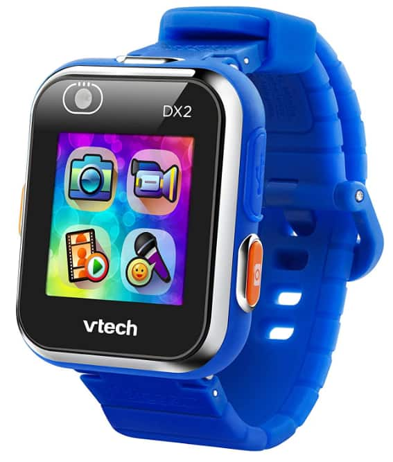 VTech KidiZoom Smartwatch DX2, Blue $28 @ Amazon