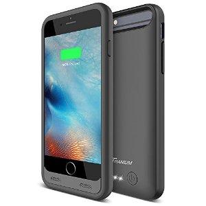 iPhone 6 6S Charging Case [Black] $19.99 + FS / Amazon.com
