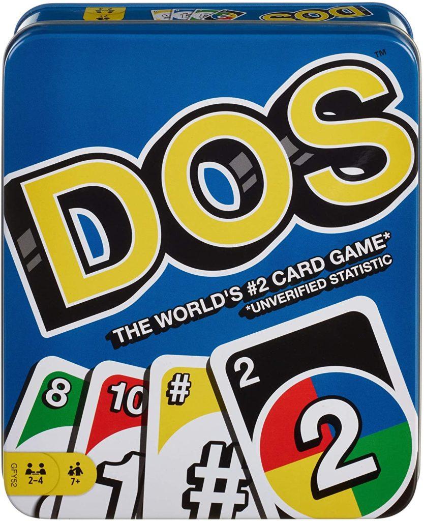 Hasbro DOS Card Game $4.96 @ Amazon