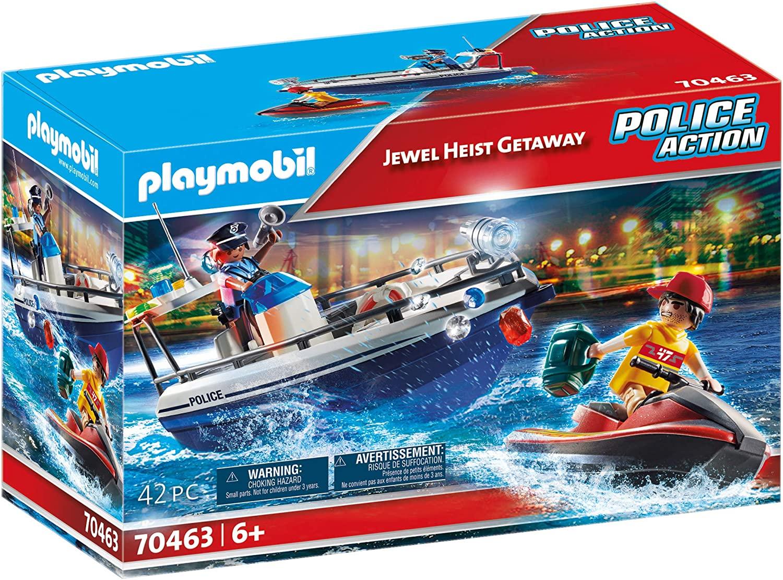 Playmobil Jewel Heist Getaway $15 @ Amazon