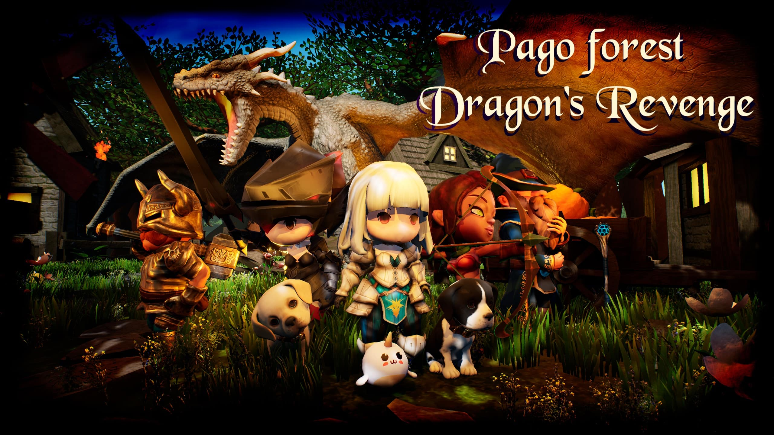 Pago forest: Dragon's revenge -50% $6.01