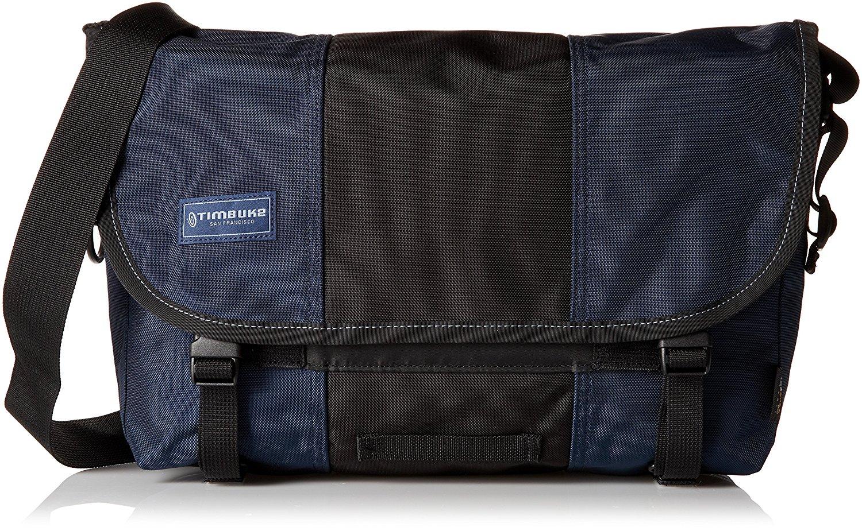 Timbuk2 Classic Messenger Bag - Dusk Blue/Black - $44.99