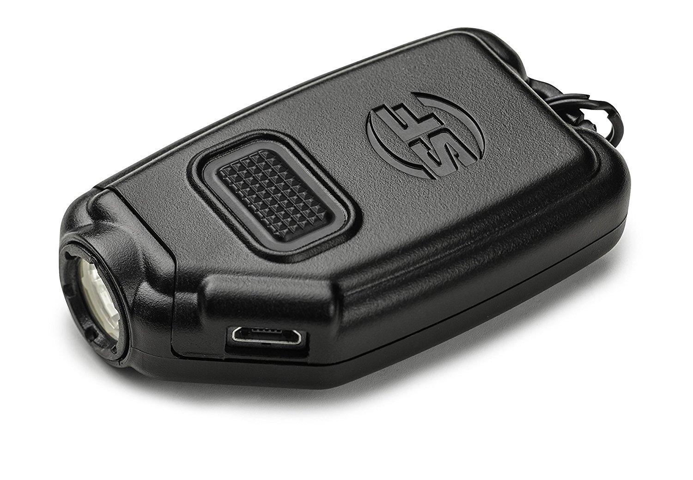 SureFire 300 Lumen Sidekick Ultra-Compact Triple-Output Keychain Light $39.99