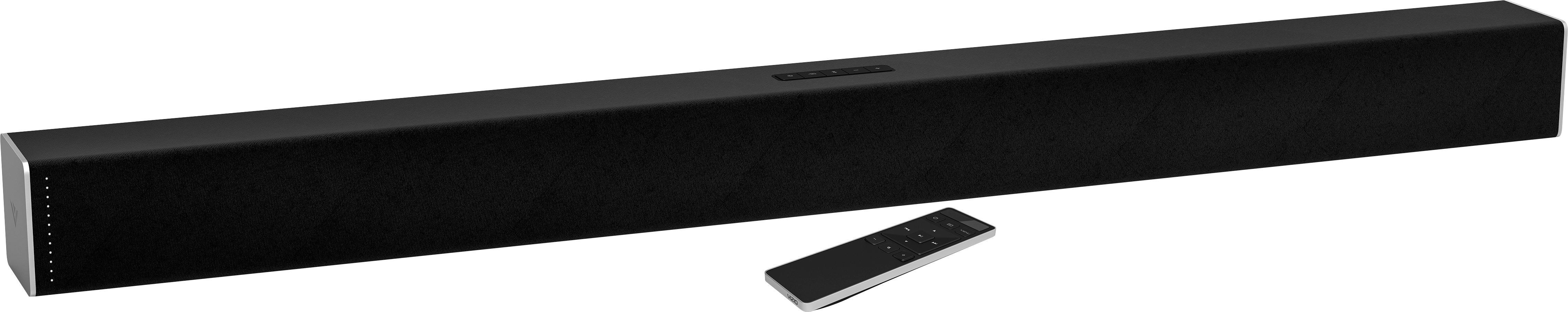 VIZIO - 3.0-Channel Soundbar with Digital Amplifier - Black $99.99
