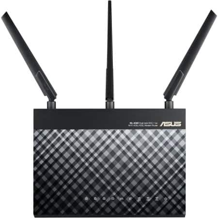 Asus RT-AC1900 Router $44.75 at Walmart YMMV