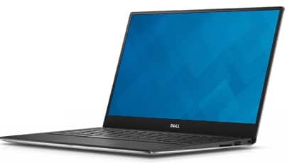 Dell XPS 13 (9343) refurbished in outlet - $469 after coupon