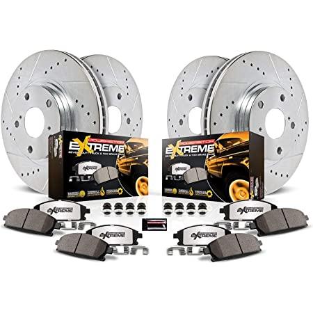Power Stop Z36 Brake Kit for 2015-2017 F150 (W/Electronic Brake) $353.12