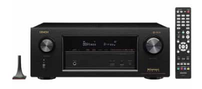 Denon AVRX2400H for $399 with free shipping from Fry's