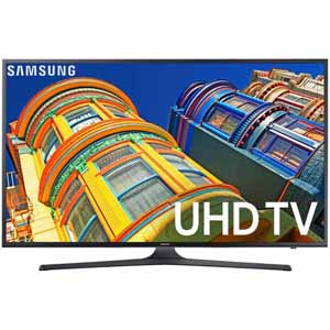 """Samsung 65"""" KU6290 Series 4K UHD TV $788 in store only with Tuesday Coupon"""