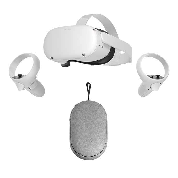 Oculus Quest2 256GB with Carry Case $399.99