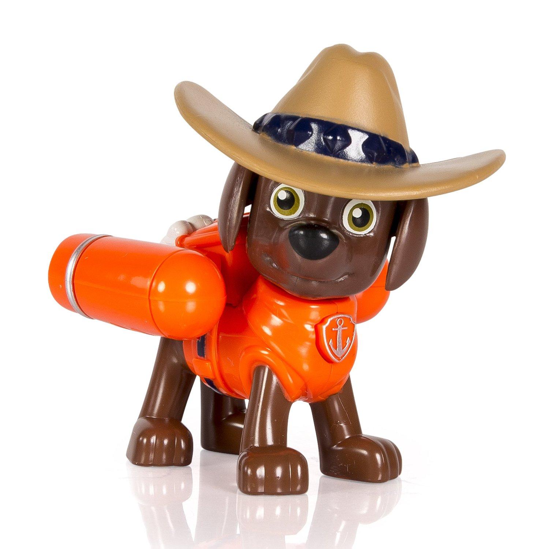Paw Patrol, Hero Pup, Cowboy Zuma - $2.28 (Add-on Item) - Amazon.com - Other Paw Patrol Sets Under $3