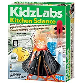 4M Kitchen Science Kit - $5 - FS with Amazon Prime