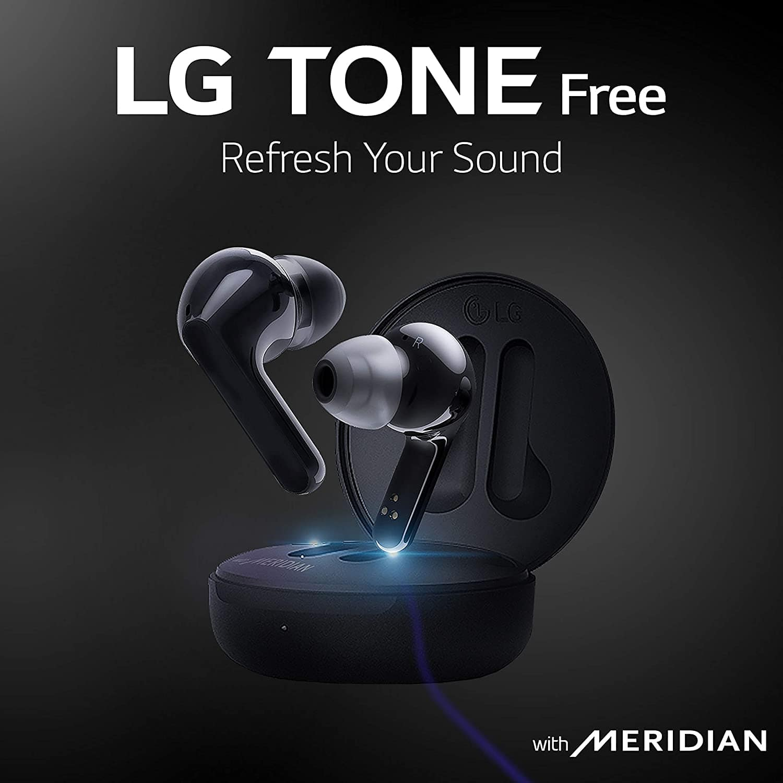 LG TONE Free FN6 True Wireless Bluetooth Earbuds $76.99, F/S @ Amazon $76.97
