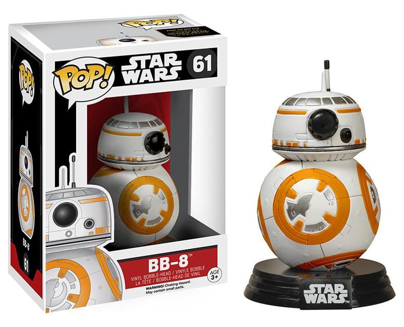 Funko POP BB-8 Star Wars Force Awakens - $4.99 FS - Newegg Flash