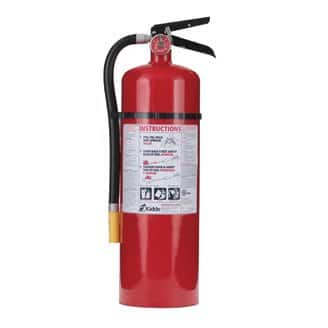 Kidde Pro 4-A:60-B:C Rechargeable Fire Extinguisher $51.49 Free Delivery