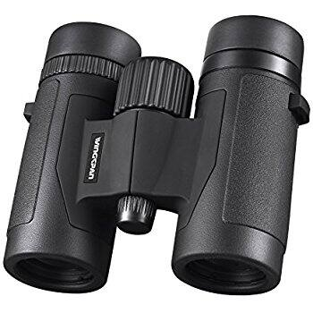 Wingspan Optics Spectator 8X32 Compact Binoculars $52
