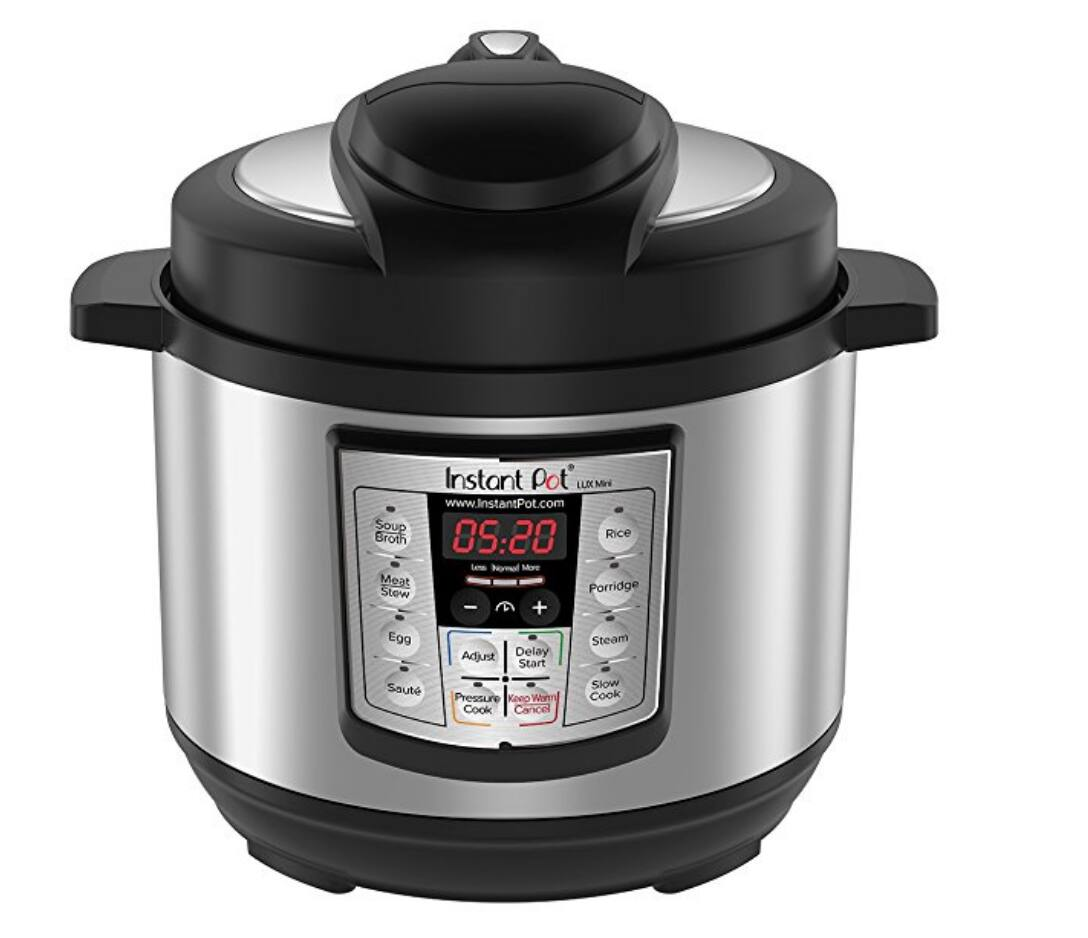 3-Quart Instant Pot 7-In-1 Pressure Cooker $47.20 + Tax Shipped via Google Express