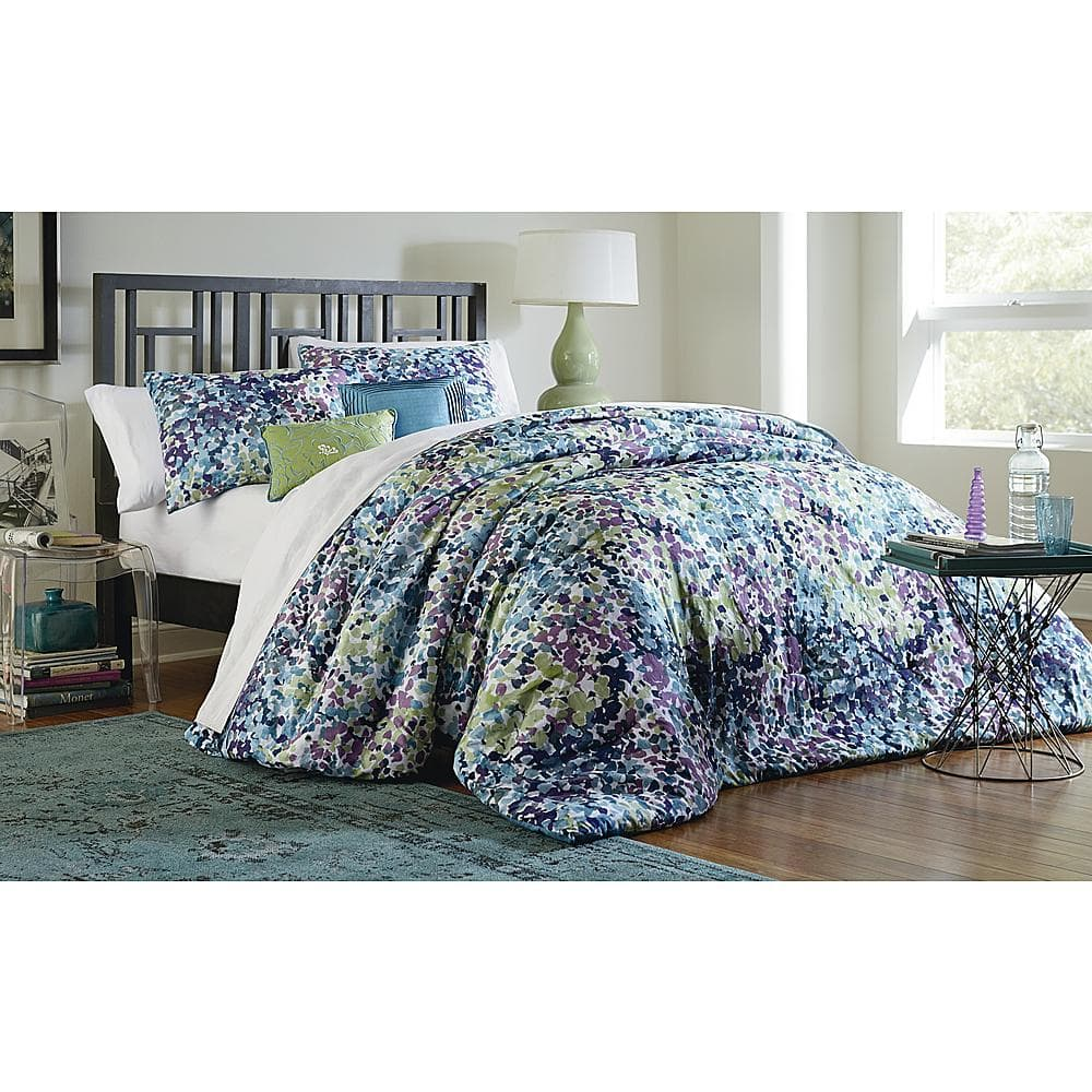 K-Mart Essential Home 5-Piece Comforter Set (Queen or King) + $25 SYWR Points $50 + Free Shipping w MAX (Points Roll)
