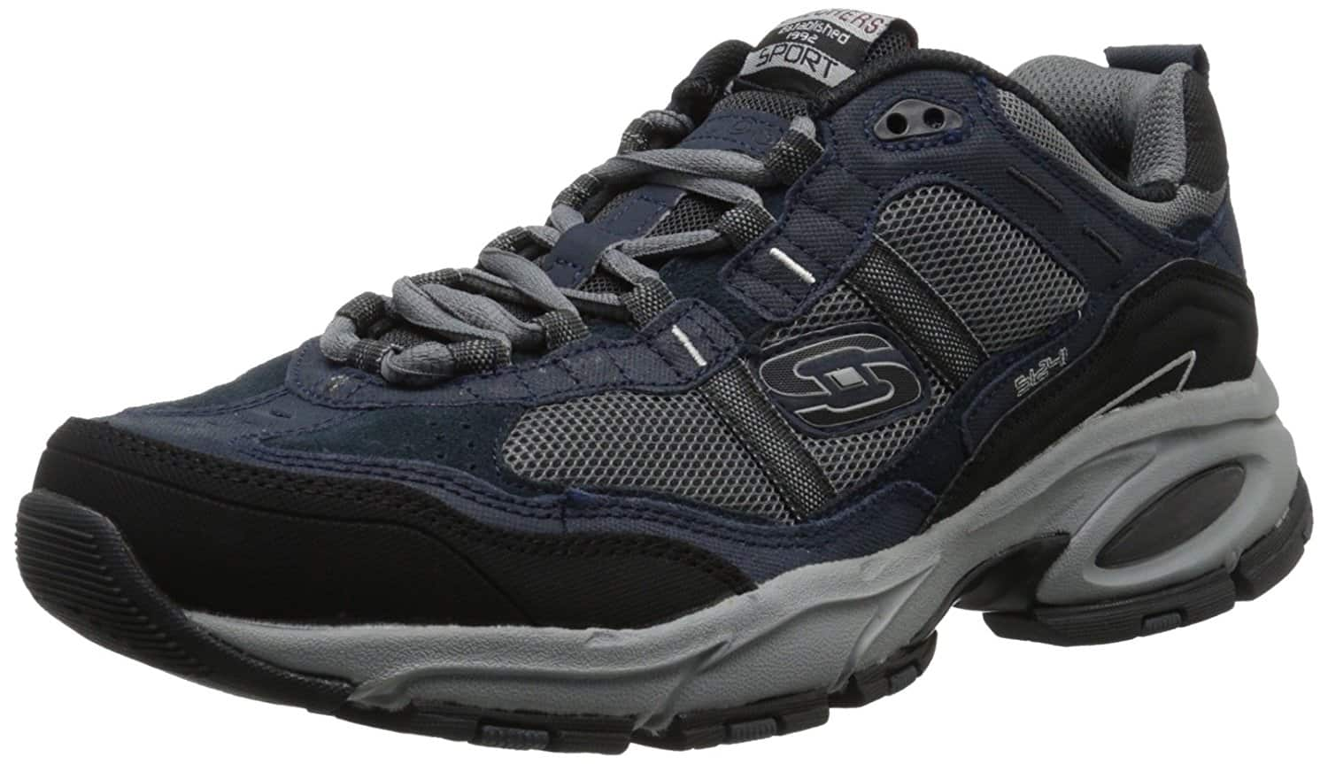 Skechers Sport Men's Vigor 2.0 Trait Memory Foam Sneaker All Size $33.46