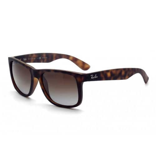 bd85caedaf Ray-Ban Men s Justin Sunglasses  59.99 - Slickdeals.net