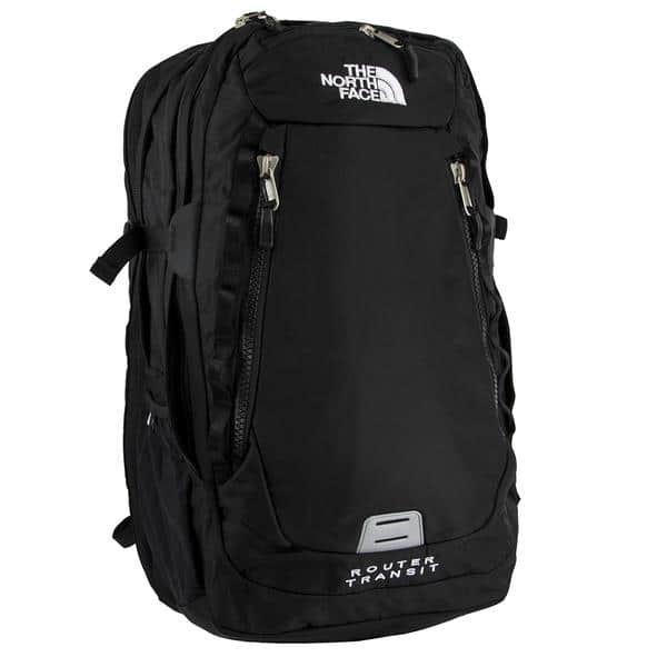 6f9012112 The North Face Router Transit Backpack (Black) - Slickdeals.net