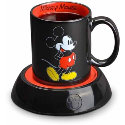 Disney DMP16 Mickey Mouse Mug Warmer Ceramic Mug Included for $8.99